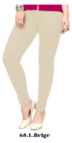 Light Beige Color Wholesale Legging