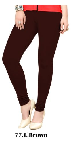 Light Brown Color Wholesale Legging