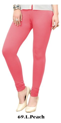 Light Peach Color Wholesale Legging