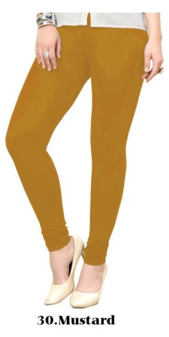 Mustard Color Wholesale Legging