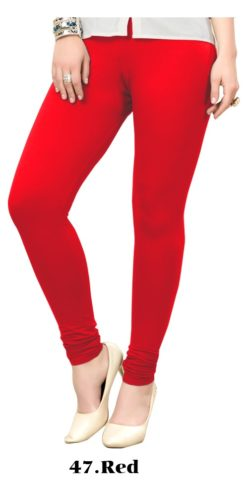 Red Color Wholesale Legging