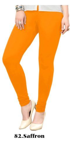 Saffron Color Wholesale Legging