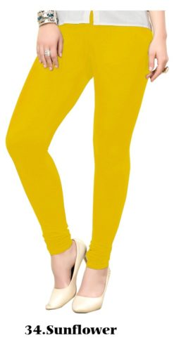 Sun Flower Color Wholesale Legging