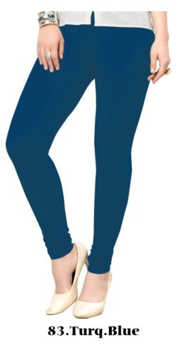 Turq.Blue Color Wholesale Legging