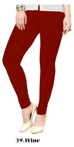 Wine Color Wholesale Legging