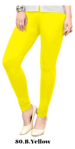 Yellow Color Wholesale Legging